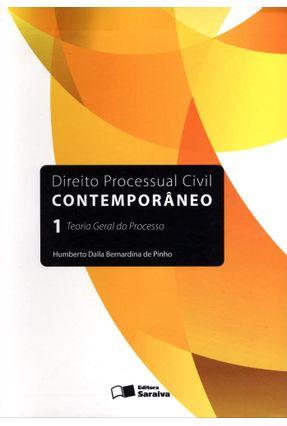 Usado - Direito Processual Civil Contemporâneo 1 - Teoria Geral do Processo - 4ª Ed. 2012