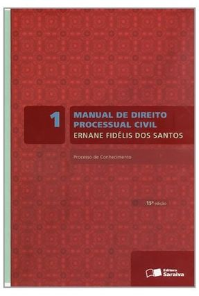Usado - Manual de Direito Processual Civil - Vol. 1 - 15ª Ed. 2011 -  pdf epub