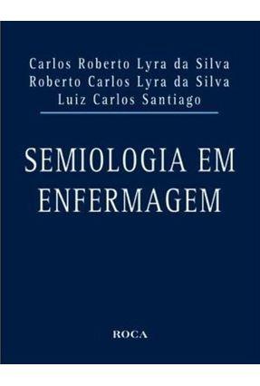 Usado - Semiologia Em Enfermagem
