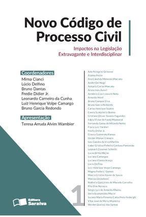 Usado - Novo Código de Processo Civil - Impactos na Legislação Extravagante e Interdisciplinar - Vol. 1 -  pdf epub