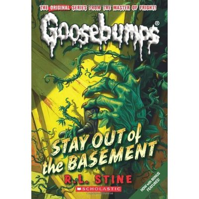 Classic Goosebumps #22: Stay Out Of The Basement