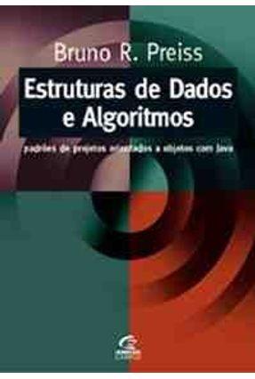 Estrutura De Dados e Algoritimos - Preiss,Bruno R. | Hoshan.org