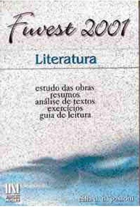 Fuvest 2001 Literatura