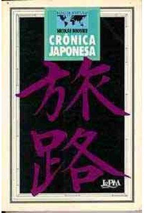 Cronica Japonesa - Bouvier,Nicolas   Hoshan.org