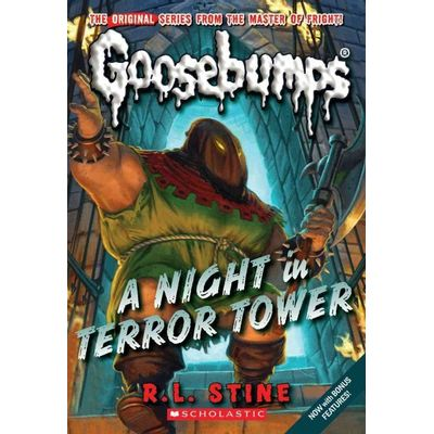 A Night In Terror Tower - Classic Goosebumps #12