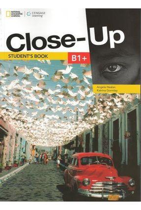 Close-up - Emea Upper - Intermediate B1 + Student Book + DVD - GORMLEY Healan | Nisrs.org