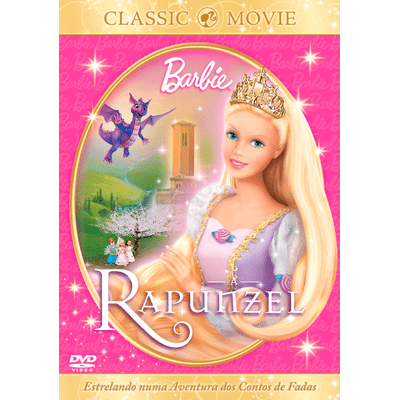 Barbie Rapunzel - DVD*