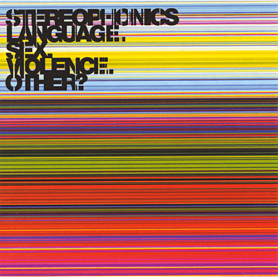 Stereophonics - Language Sex Violence Other - LP