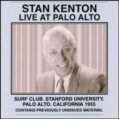 LIVE AT PALO ALTO: MAY 13,1955