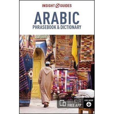 Insight Guides Arabic Phrasebook & Dictionary