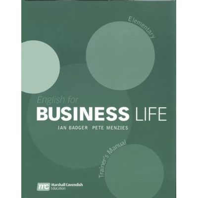English For Business Life - Elementary - Trainer´s Manual