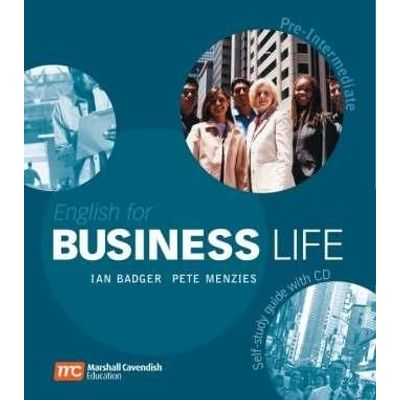 English For Business Life - Pre-intermediate - Self-study Guide + Audio CD