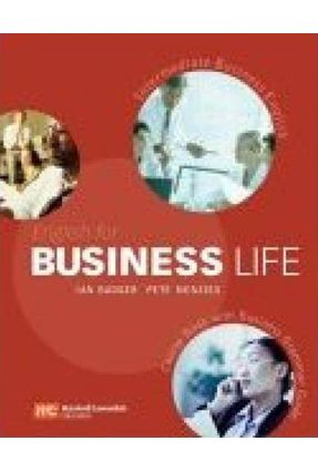 English For Business Life - Intermediate - Student Book - Badger,Ian Menzies,Pete | Hoshan.org