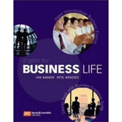 English For Business Life - Upper-intermediate - Student Book