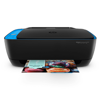 Usado - Multifuncional HP Deskjet Ink Advantage Ultra 4729 Wi-Fi, Impressora, Copiadora e Scanner