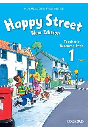 Happy Street - Teachers Resource Pack - Level 1 - Editora Oxford | Hoshan.org