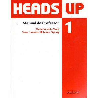 Heads Up 1 - Manual do Professor - Pack
