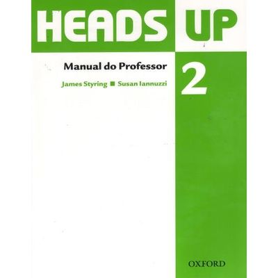 HEADS UP 2 - MANUAL DO PROFESSOR - Pack