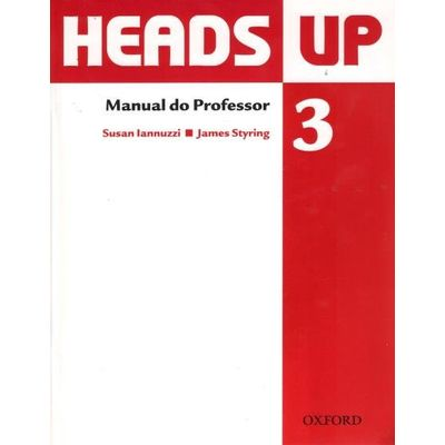 Heads Up 3 - Manual do Professor - Pack