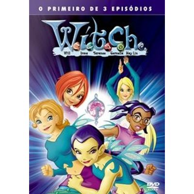 Witch Vol. 1 - DVD