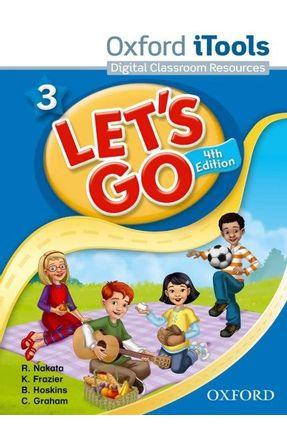 Let's Go 3 - Itools - 4ª Ed. - Editora Oxford   Tagrny.org