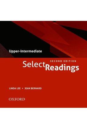 Select Readings - Upper Intermediate - Class Audio CD - 2ª Ed. - Editora Oxford   Nisrs.org