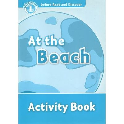 At The Beach - Activity Book - Level 1