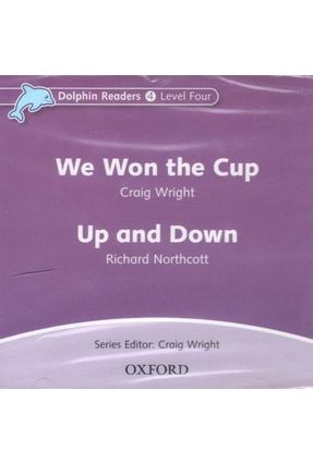 We Won The Cup / Up And Down - Audio CD - Dolphins 4 - Oxford   Nisrs.org
