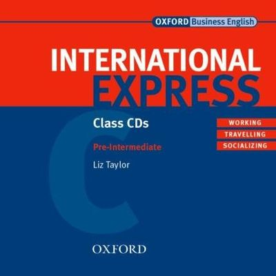 International Express Pre-intermediate - Interactive Edition CD (2)