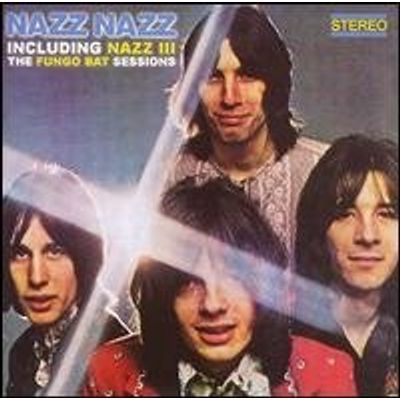 Nazz 2 & 3 the Fungo Bat Sessions (eng)