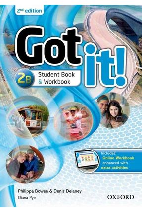 Got It! 2B - Student'S Pack With Multi-ROM - 2 Ed. - Oxford | Nisrs.org