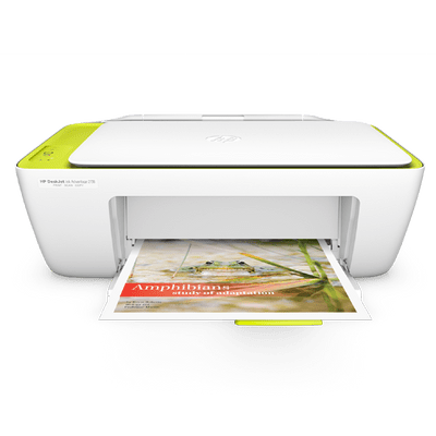 Usado - Multifuncional HP Deskjet Ink Advantage 2136 Impressora, Copiadora e Scanner