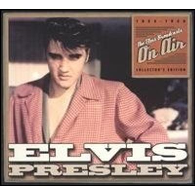 ELVIS BROADCASTS ON AIR