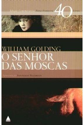 O Senhor das Moscas - Col. 40 Anos , 40 Livros - Golding,William Gerald pdf epub