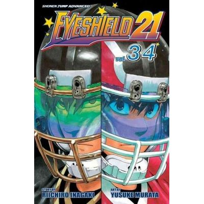 Eyeshield 21 Vol. 34