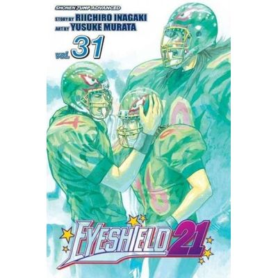 Eyeshield 21 vol. 31