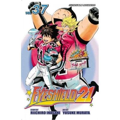 Eyeshield 21 vol. 37