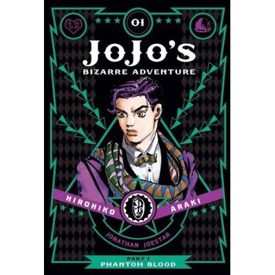 Jojo's Bizarre Adventure Part 1--Phantom Blood vol. 1*