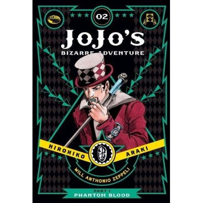 Jojo's Bizarre Adventure Part 1--Phantom Blood vol. 2*