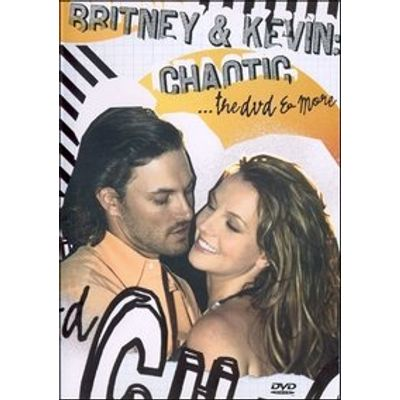 Britney & Kevin : Chaotic ... The DVD & More - Dvd + CD