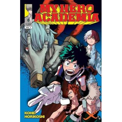My Hero Academia - Vol. 3