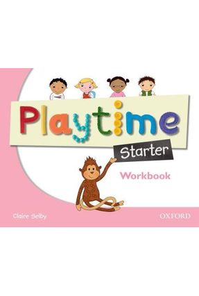 Playtime Starter - Activity Book - SELBY | Tagrny.org