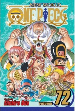 One Piece vol. 72 - Oda,Eiichiro Oda,Eiichiro | Hoshan.org