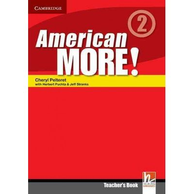 American More 2 Teachers Book