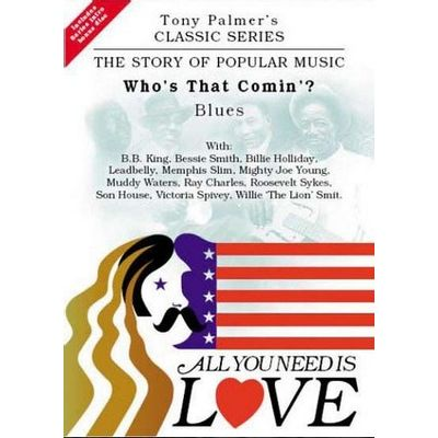 All You Need Is Love Vol 4 - Who's That Comin? - Blues - DVD