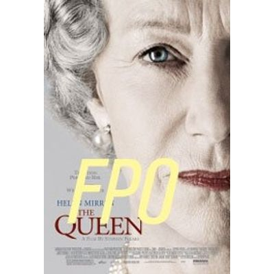 The Queen - A Screenplay