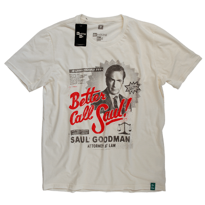Camiseta Better Call Saul Breaking Bad - Tamanho M