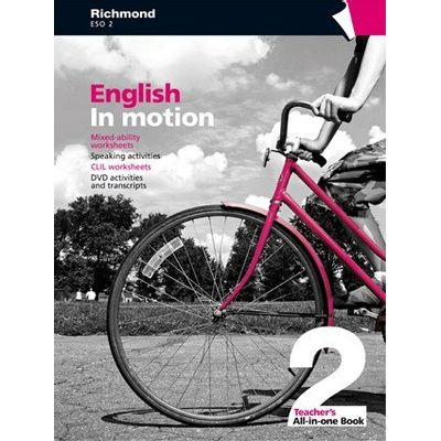 English In Motion 2 - Teacher`S  All-In-One Resource Book