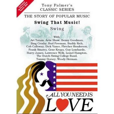 All You Need Is Love Volume 8 - Swing That Music! - Swing - DVD