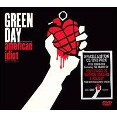 American Idiot (bonus CD) (chi)